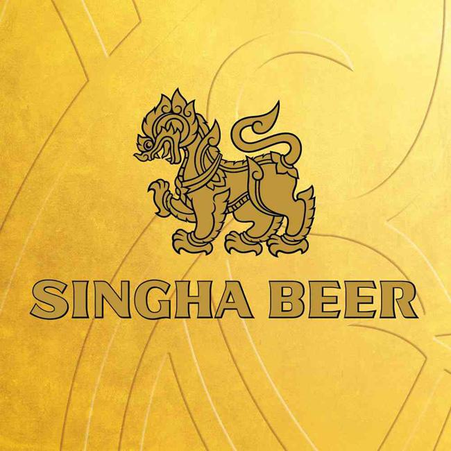 Singha Beer Brand Logo
