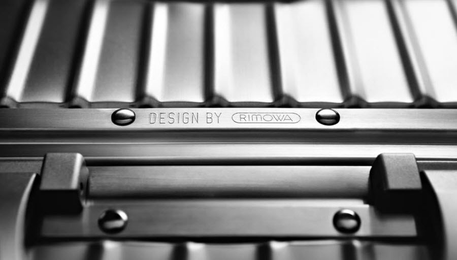 design by Rimowa