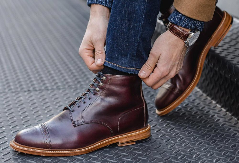 Bostonian shoes for men