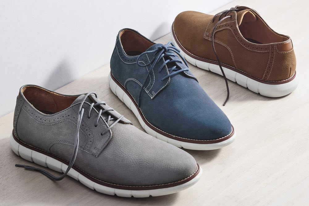 Johnston & Murphy stylish mens shoes