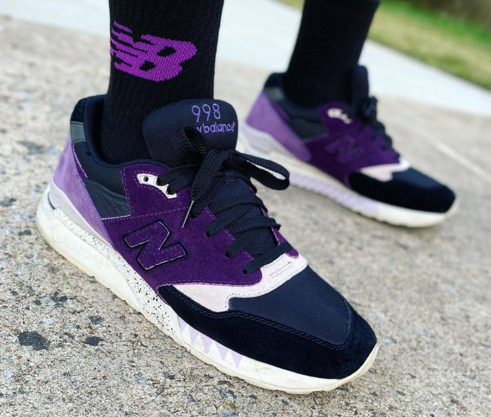 New Balance 998 Sneaker Freaker Tassie Devil