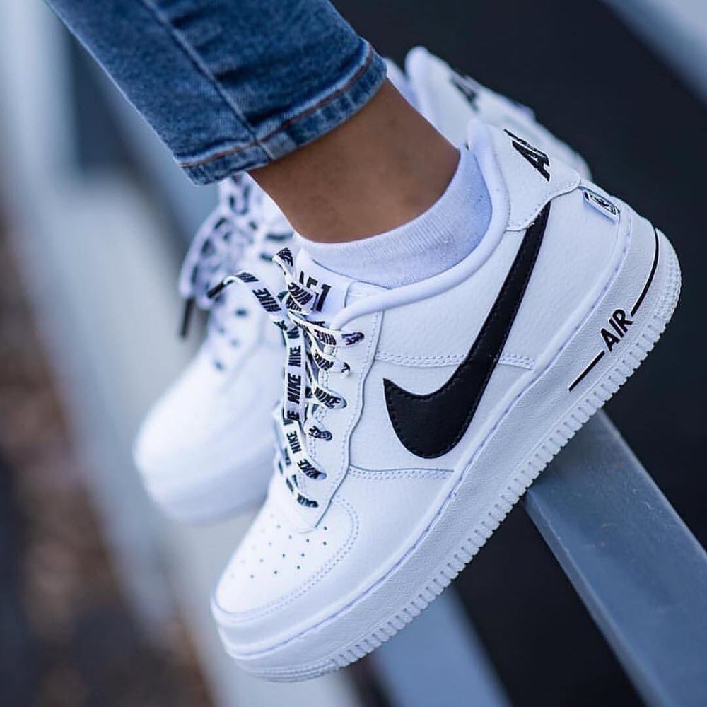Iconic Nike Air Force 1