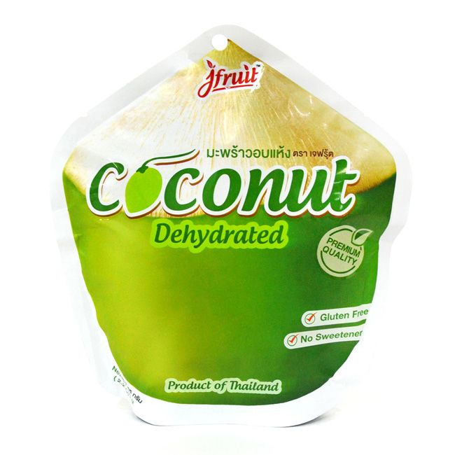 Dehydrated Coconut