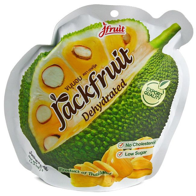 Dehydrated Jackfruit