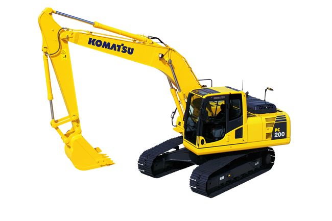 PC200-8M0 Hydraulic Excavator