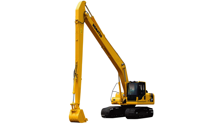 PC200-8M0SLF 18M Hydraulic Excavator
