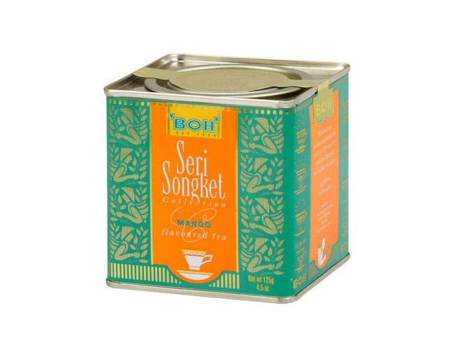 BOH Seri Songket Mango Tea