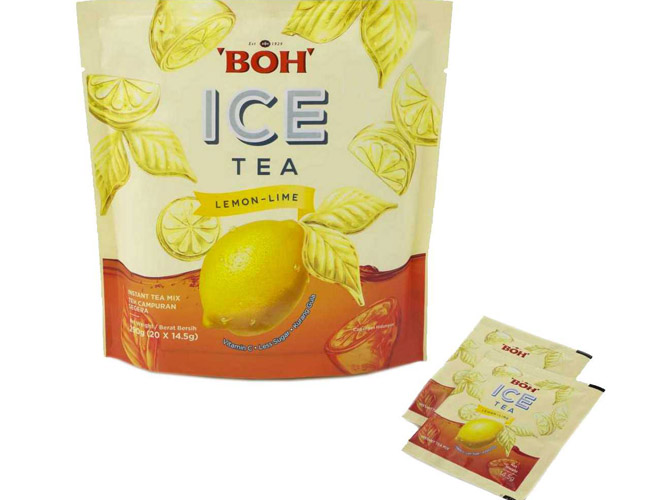 BOH Ice Tea Lemon