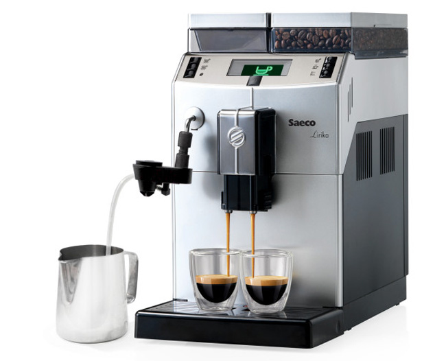 Saeco Lirika Plus Coffee Machine