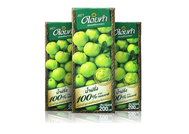 100% Guava Juice