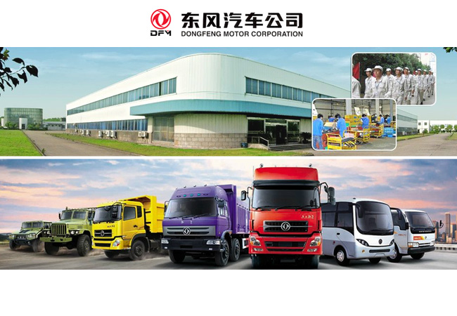 Dongfeng Motor Group Business Overview