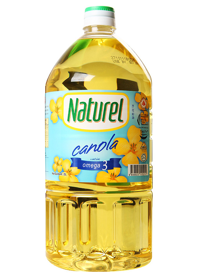 Naturel Canola Oil