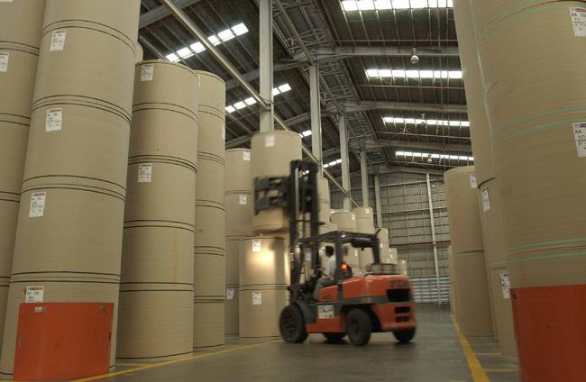At SCG Paper Storage