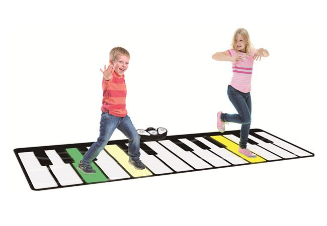 Gigantic Electronic Floor Piano Mat