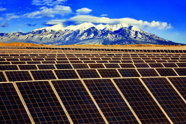 Alamosa Solar Farm - 8MW in Alamosa, Colorado (USA)