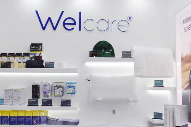 Welcare branded products