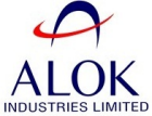 ALOK INDUSTRIES logo