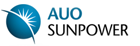 AUO SUNPOWER logo