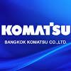 BANGKOK KOMATSU logo