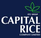 CAPITAL RICE logo