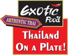 EXOTIC FOOD logo