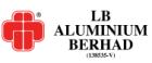 LB ALUMINIUM logo
