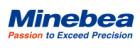 MINEBEA (CAMBODIA) logo