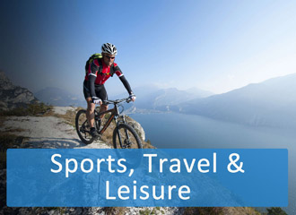 Sports, Travel & Leisure
